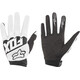 Fox Dirtpaw Race - Guantes largos - blanco